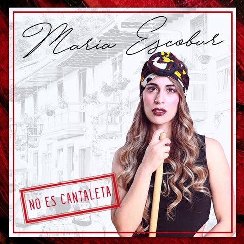 No Es Cantaleta de Maria Escobar