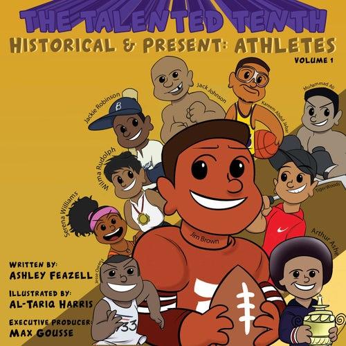 Talented 10th: Athletes, Vol. 1 by V. Bozeman