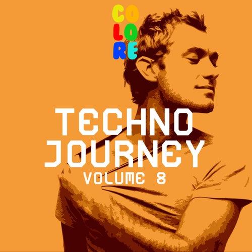 Techno Journey, Vol. 8 von Various Artists