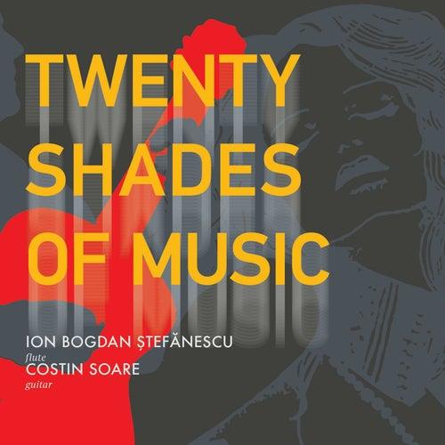 Twenty Shades of Music by Costin Soare