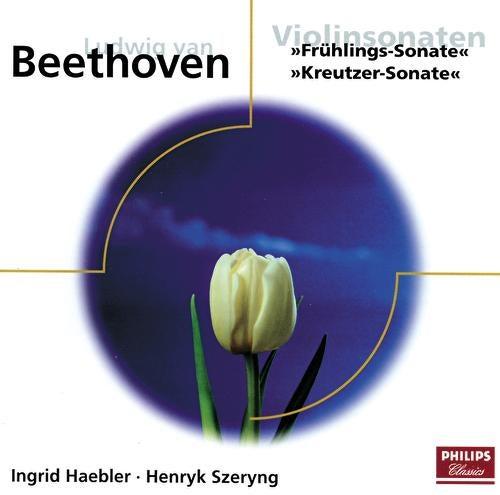 Beethoven: Violinsonaten Nr.2,5,9 von Henryk Szeryng