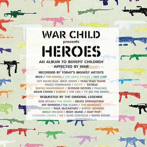 War Child: Heroes by Various Artists