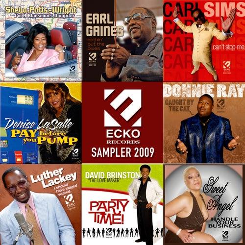 Ecko Records Sampler 2009 de Various Artists