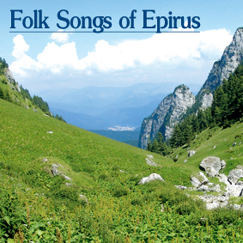 Folk Songs Of Epirus by Kostas Tzimas