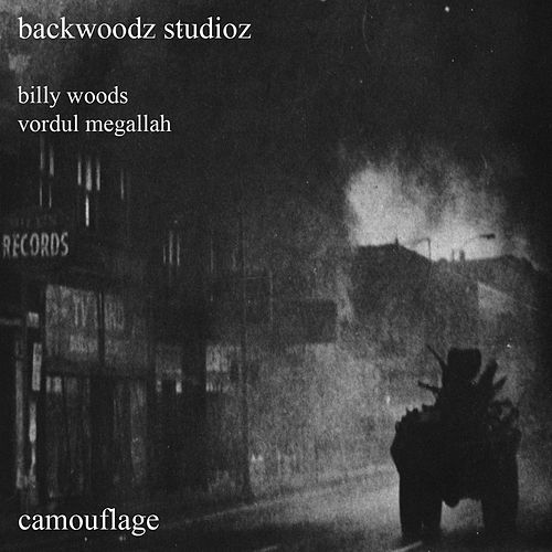 Camouflage [Re-Release] by billy woods