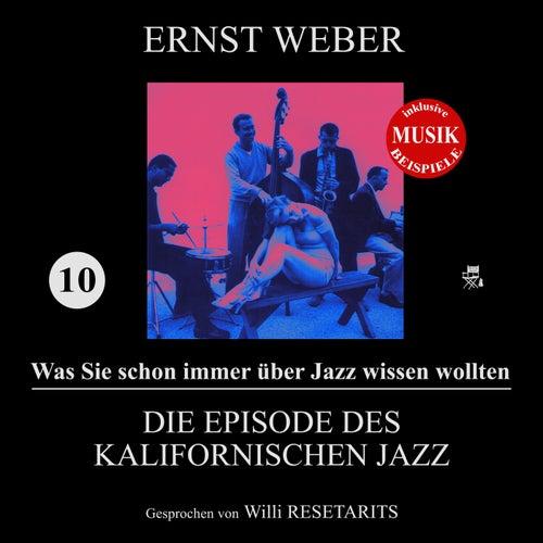 Die Episode des kalifornischen Jazz (Was Sie schon immer über Jazz wissen wollten 10) de Various Artists