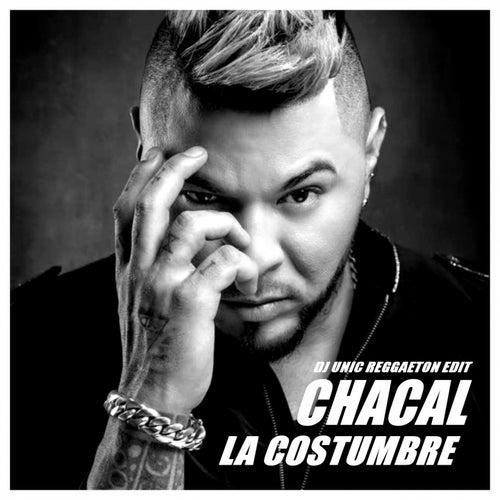La Costumbre (DJ Unic Reggaeton Edit) de Chacal