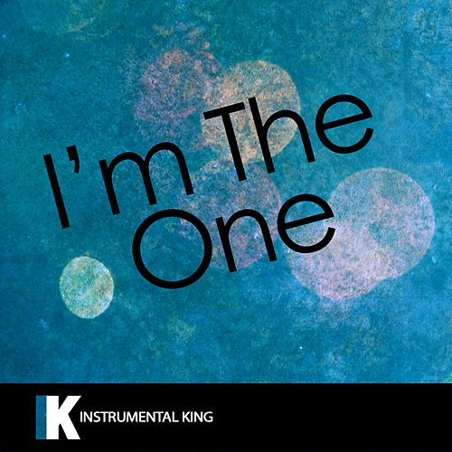 I'm the One (In the Style of DJ Khaled feat. Justin Bieber, Quavo, Chance The Rapper & Lil Wayne) [Karaoke Version] de Instrumental King