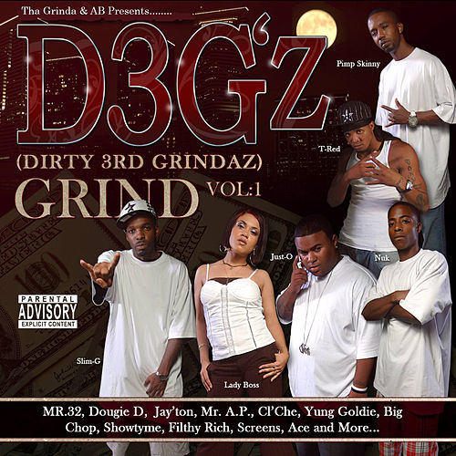 Grind, Vol. 1 de Lil B Tha Grinda