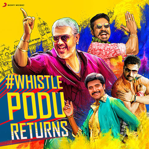 #WhistlePodu Returns by Various Artists