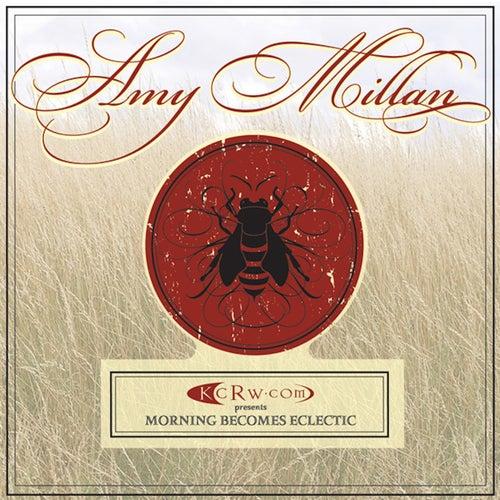 KCRW.com Presents Morning Becomes Eclectic (Live) de Amy Millan
