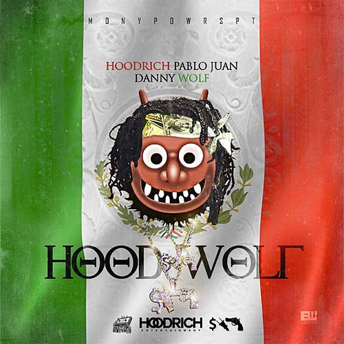 Hoodwolf by Danny Wolf