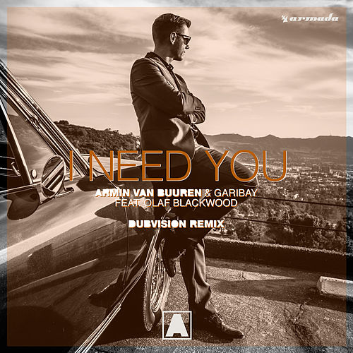 I Need You (feat. Olaf Blackwood) (DubVision Remix) de Armin van Buuren & Garibay