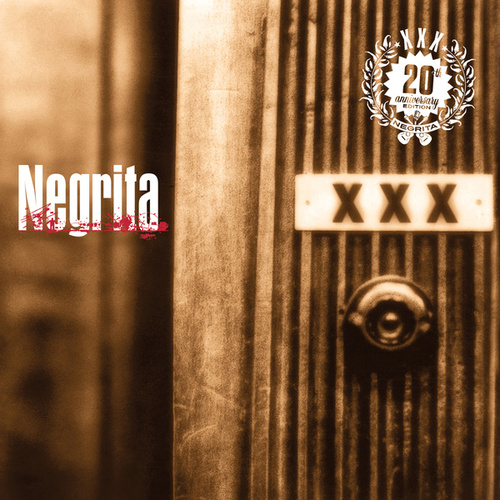 XXX 20th Anniversary Edition de Negrita