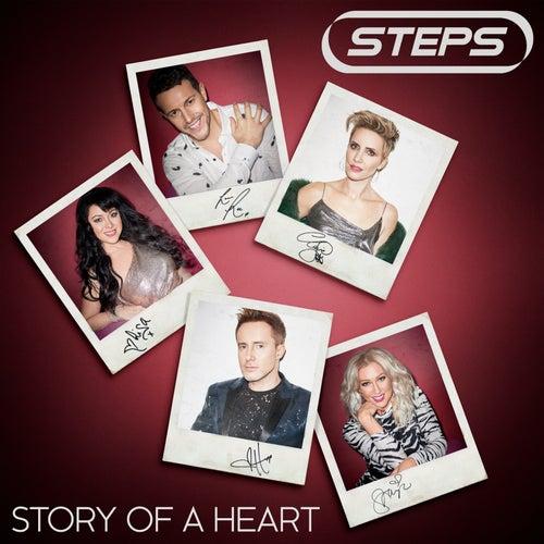 Story Of a Heart (Remixes) de Steps