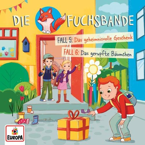 003/Fall 5: Das geheimnisvolle Geschenk / Fall 6: Das gerupfte Bäumchen von Die Fuchsbande