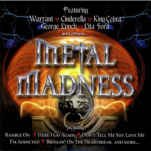 Metal Madness de Various Artists