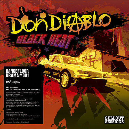 Black Heat de Don Diablo