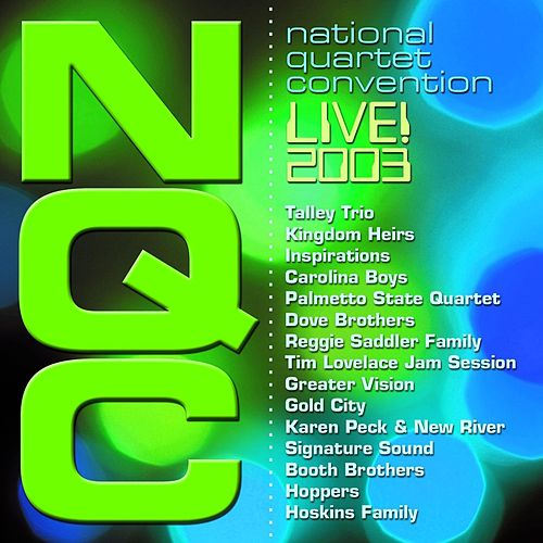 NQC Live Volume 3 von Various Artists