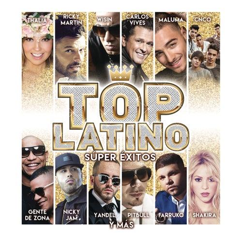Top Latino Súper Éxitos de Various Artists