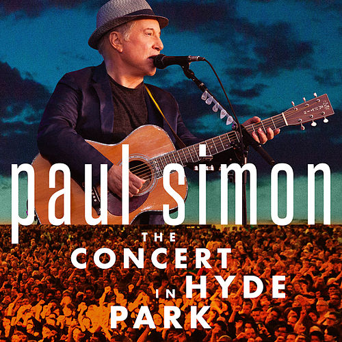 The Concert in Hyde Park de Paul Simon