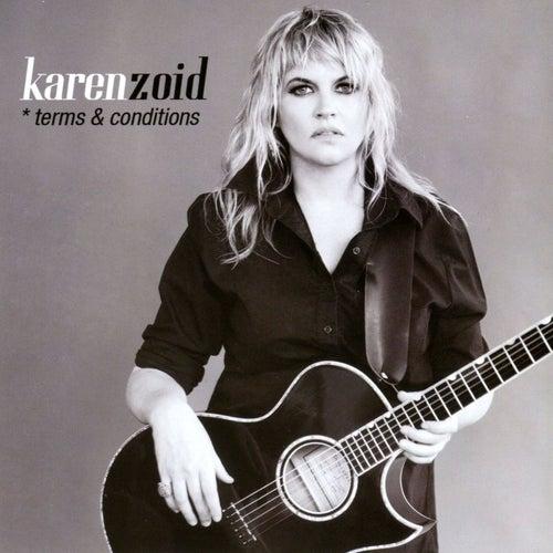 Terms & Conditions de Karen Zoid