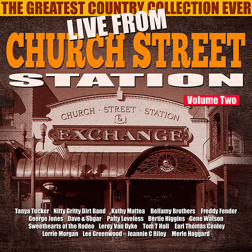 Live from Church Street Station, Vol. 2 by Various Artists