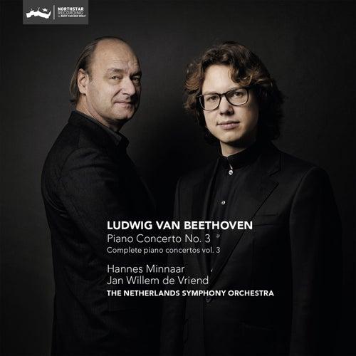 Beethoven: Piano Concerto No. 3 by Hannes Minnaar