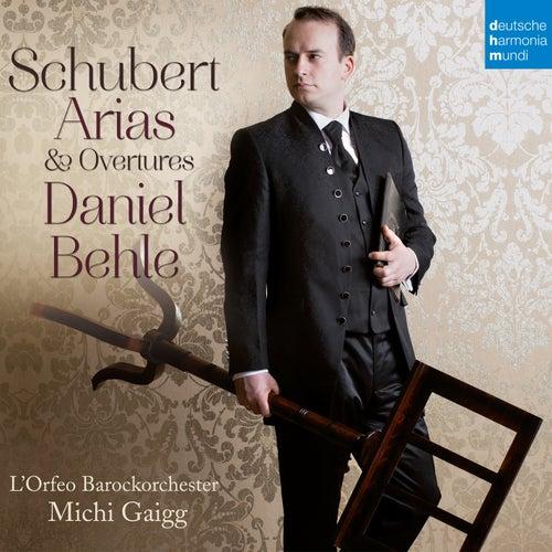 Schubert: Arias & Overtures von Daniel Behle
