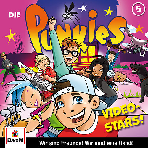 005/Video Stars by Die Punkies