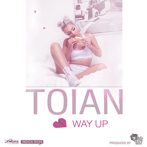 Luv Way Up - Single by Toian