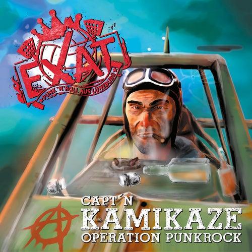 Capt'n Kamikaze: Operation Punkrock von Exat