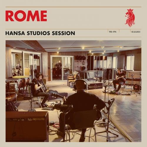 Hansa Studios Session de Rome