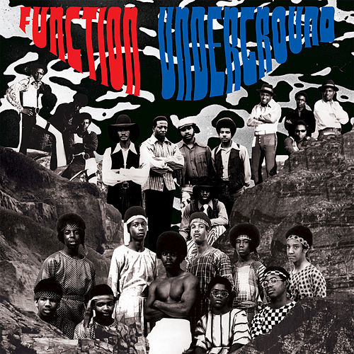 Function Underground: The Black and Brown American Rock Sound 1969-1974 de Various Artists