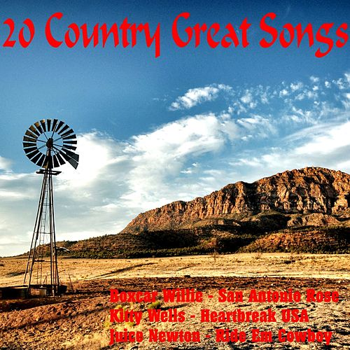 20 Country Great Songs by Various Artists