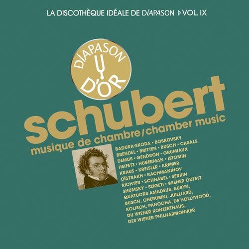 Schubert: Musique de chambre - La discothèque idéale de Diapason, Vol. 9 de Various Artists