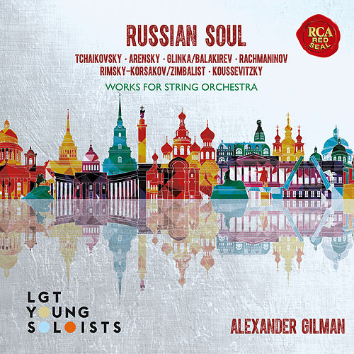 Russian Soul von LGT Young Soloists
