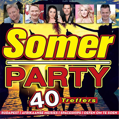 Somer Party: 40 Treffers von Various Artists