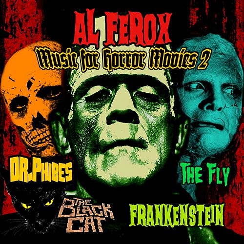 Music for Horror Movies 2 de Al Ferox