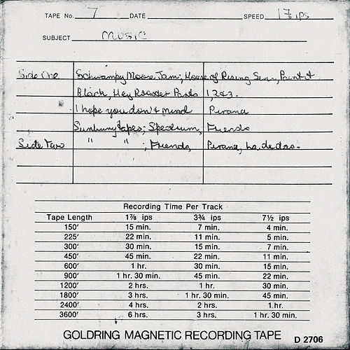 Lasseter's Gold (Unreleased Demos) de Midnight Oil