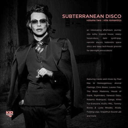 Subterranean Disco, Vol. 2: Nite Romantics de Various Artists