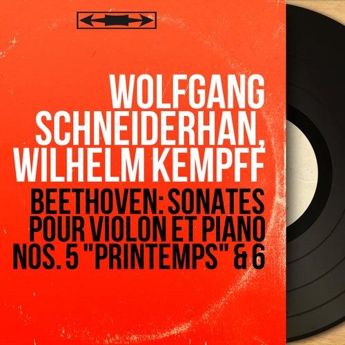 Beethoven: Sonates pour violon et piano Nos. 5