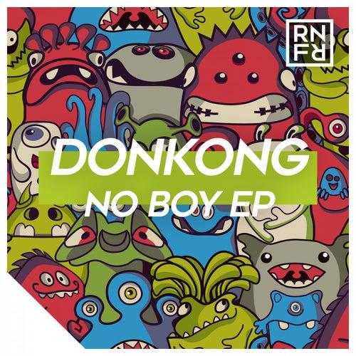 No Boy EP von Donkong