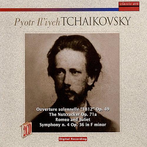 Tchaikovsky: 1812 Overture Op  49, The Nutcracker    by