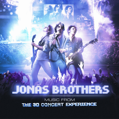 Music from the 3D Concert Experience by Jonas Brothers