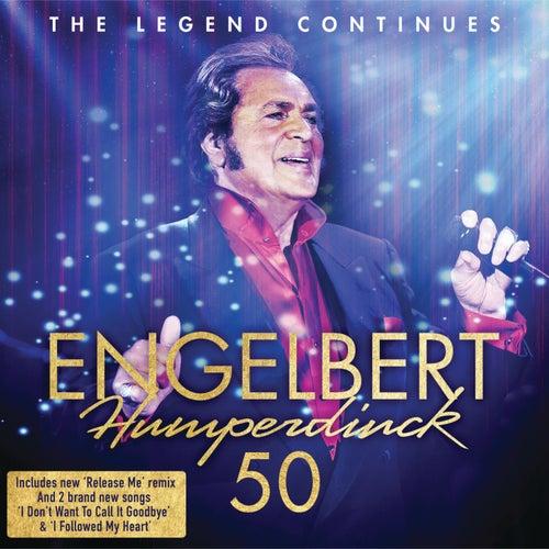 Engelbert Humperdinck: 50 von Various Artists