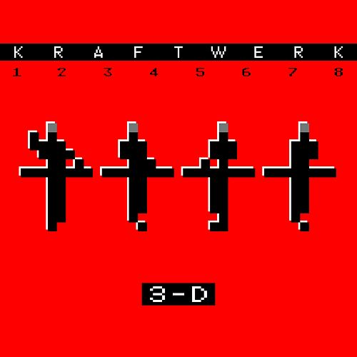 3-D The Catalogue de Kraftwerk