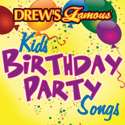 Drew's Famous Kids Birthday Party Songs de The Hit Crew(1)