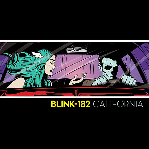 California (Deluxe) by blink-182