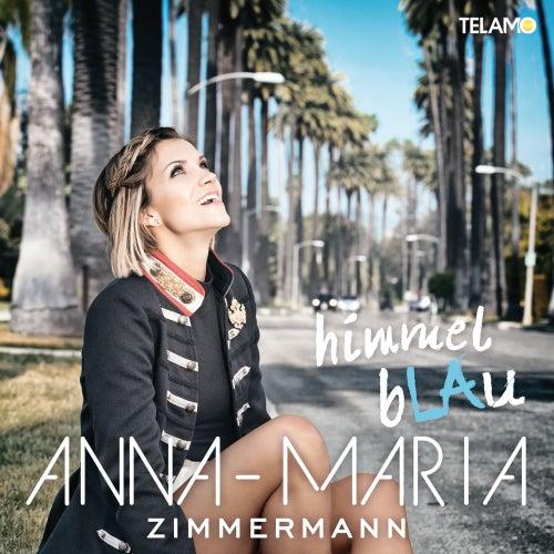 Himmelblau von Anna-Maria Zimmermann